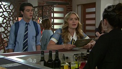 Ben Kirk, Xanthe Canning in Neighbours Episode 7559