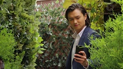 Leo Tanaka in Neighbours Episode 7559