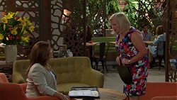 Terese Willis, Sheila Canning in Neighbours Episode 7559