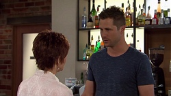 Susan Kennedy, Mark Brennan in Neighbours Episode 7559