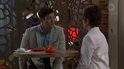 Finn Kelly, Susan Kennedy in Neighbours Episode 7560