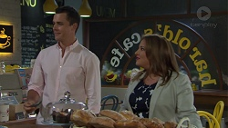 Jack Callahan, Terese Willis in Neighbours Episode 7560
