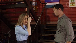 Piper Willis, Finn Kelly in Neighbours Episode 7560