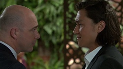 Tim Collins, Leo Tanaka in Neighbours Episode 7560