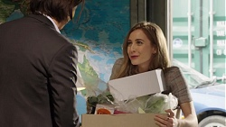 Leo Tanaka, Piper Willis in Neighbours Episode 7560