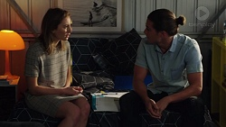 Piper Willis, Tyler Brennan in Neighbours Episode 7561