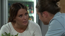 Elly Conway, Tyler Brennan in Neighbours Episode 7561
