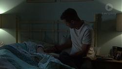 Sonya Mitchell, Mark Brennan in Neighbours Episode 7561