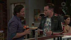 Brad Willis, Lucas Fitzgerald in Neighbours Episode 7561
