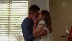Mark Brennan, Sonya Mitchell in Neighbours Episode 7562