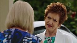 Sheila Canning, Susan Kennedy in Neighbours Episode 7562