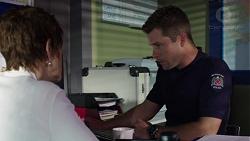 Susan Kennedy, Mark Brennan in Neighbours Episode 7562