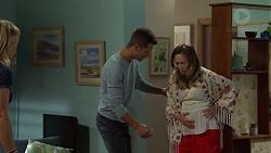 Mark Brennan, Sonya Mitchell in Neighbours Episode 7563
