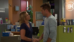 Steph Scully, Mark Brennan in Neighbours Episode 7563