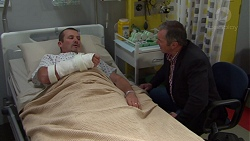 Toadie Rebecchi, Karl Kennedy in Neighbours Episode 7563