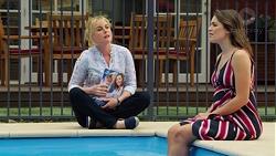 Lauren Turner, Paige Novak in Neighbours Episode 7564