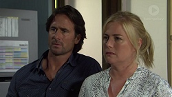 Brad Willis, Lauren Turner in Neighbours Episode 7565