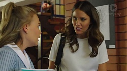 Xanthe Canning, Elly Conway in Neighbours Episode 7565