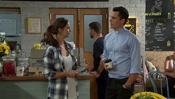 Amy Williams, Jack Callaghan in Neighbours Episode 7565
