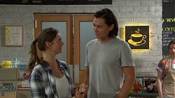 Amy Williams, Leo Tanaka in Neighbours Episode 7565