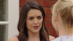 Paige Novak, Lauren Turner in Neighbours Episode 7565