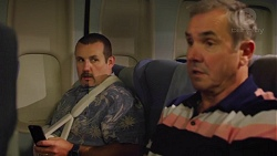 Toadie Rebecchi, Karl Kennedy in Neighbours Episode 7566