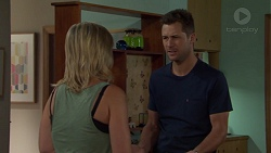 Steph Scully, Mark Brennan in Neighbours Episode 7566