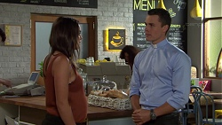 Paige Novak, Jack Callaghan in Neighbours Episode 7566