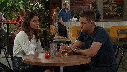 Elly Conway, Mark Brennan in Neighbours Episode 7566
