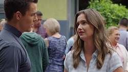 Jack Callaghan, Amy Williams in Neighbours Episode 7566