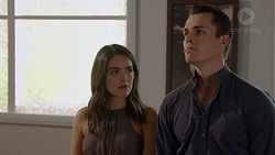 Paige Smith, Jack Callahan in Neighbours Episode 7567