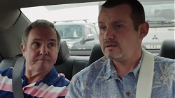 Karl Kennedy, Toadie Rebecchi in Neighbours Episode 7567