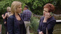 Steph Scully, Susan Kennedy in Neighbours Episode 7567