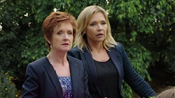 Susan Kennedy, Steph Scully in Neighbours Episode 7567