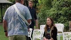 Toadie Rebecchi, Gary Canning, Sonya Rebecchi in Neighbours Episode 7567