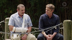 Toadie Rebecchi, Gary Canning in Neighbours Episode 7567