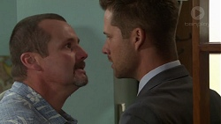 Toadie Rebecchi, Mark Brennan in Neighbours Episode 7567