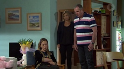 Sonya Mitchell, Steph Scully, Karl Kennedy in Neighbours Episode 7568