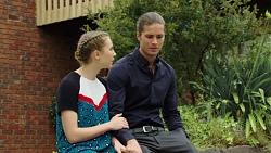 Piper Willis, Tyler Brennan in Neighbours Episode 7568
