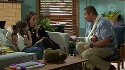 Nell Rebecchi, Sonya Mitchell, Toadie Rebecchi in Neighbours Episode 7568