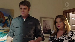 Gary Canning, Terese Willis in Neighbours Episode 7569