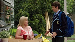 Sheila Canning, Jimmy Williams in Neighbours Episode 7569