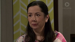 Kim Taylor in Neighbours Episode 7569