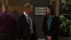 Clive Gibbons, Jasmine Udagawa in Neighbours Episode 7569