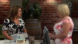 Terese Willis, Sheila Canning in Neighbours Episode 7569