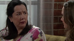 Kim Taylor, Amy Williams in Neighbours Episode 7569