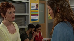 Susan Kennedy, Elly Conway in Neighbours Episode 7571