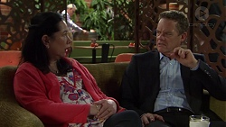 Kim Taylor, Paul Robinson in Neighbours Episode 7571