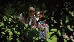 Toadie Rebecchi, Nell Rebecchi in Neighbours Episode 7571