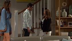 Finn Kelly, Terese Willis in Neighbours Episode 7571